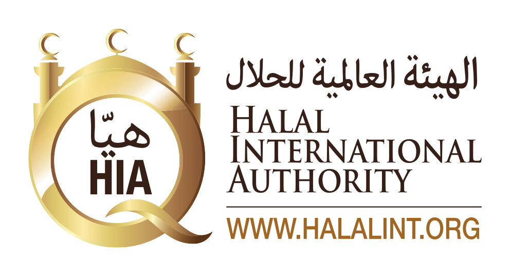 logo halal certificated Halal International Authority