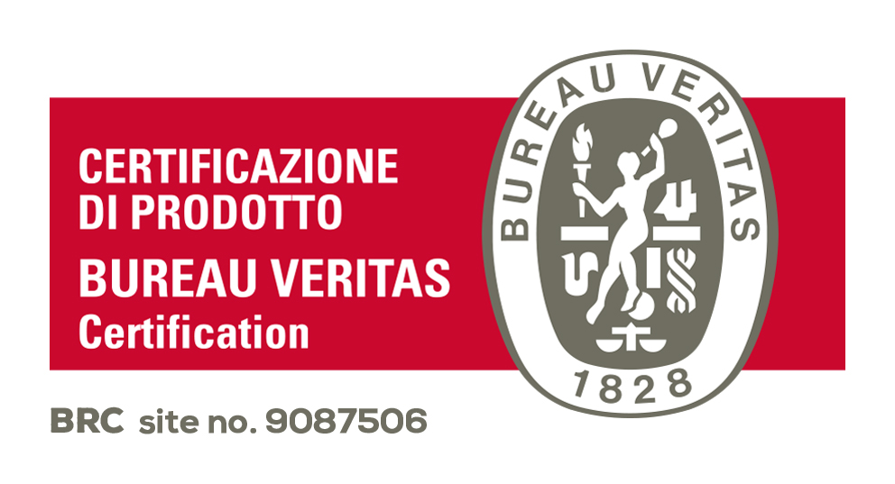 logo bureau veritas certificato