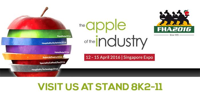 olio luglio FHA2016 Singapore FoodAsia 2016