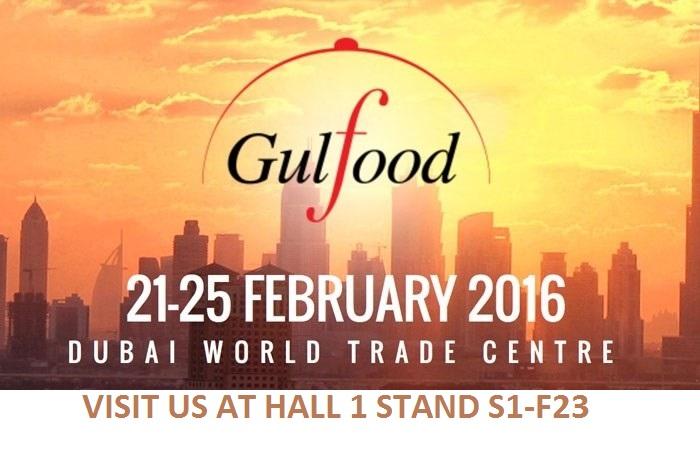 olio luglio GULFOOD 2016 Dubai