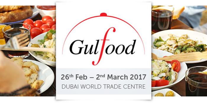 GulFood Dubai 2017