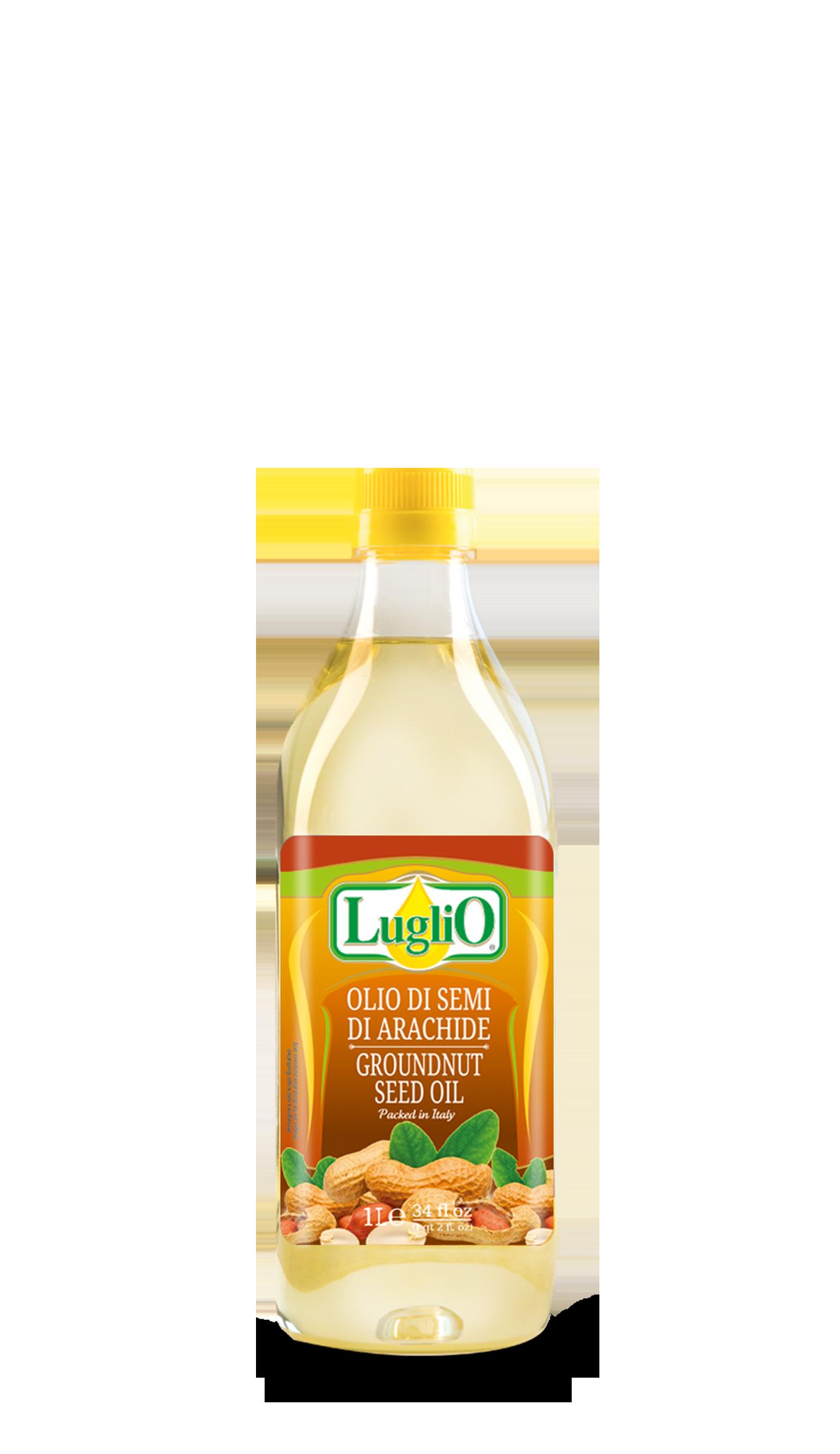 Olio Luglio Semi di Arachide 1L pet