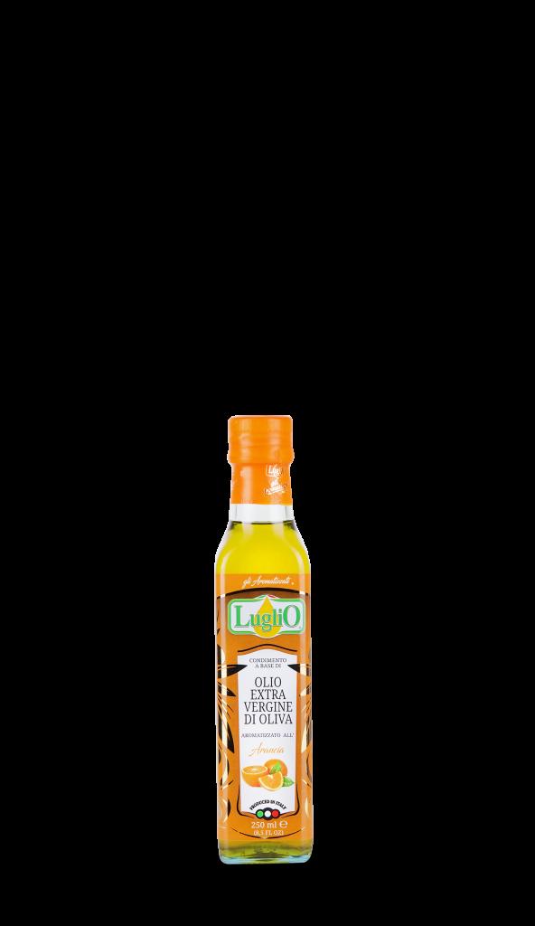 Olio Luglio aromatizzato arancia 250ml