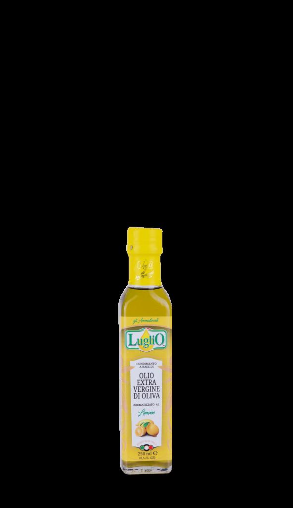 Olio Luglio aromatizzato limone 250ml