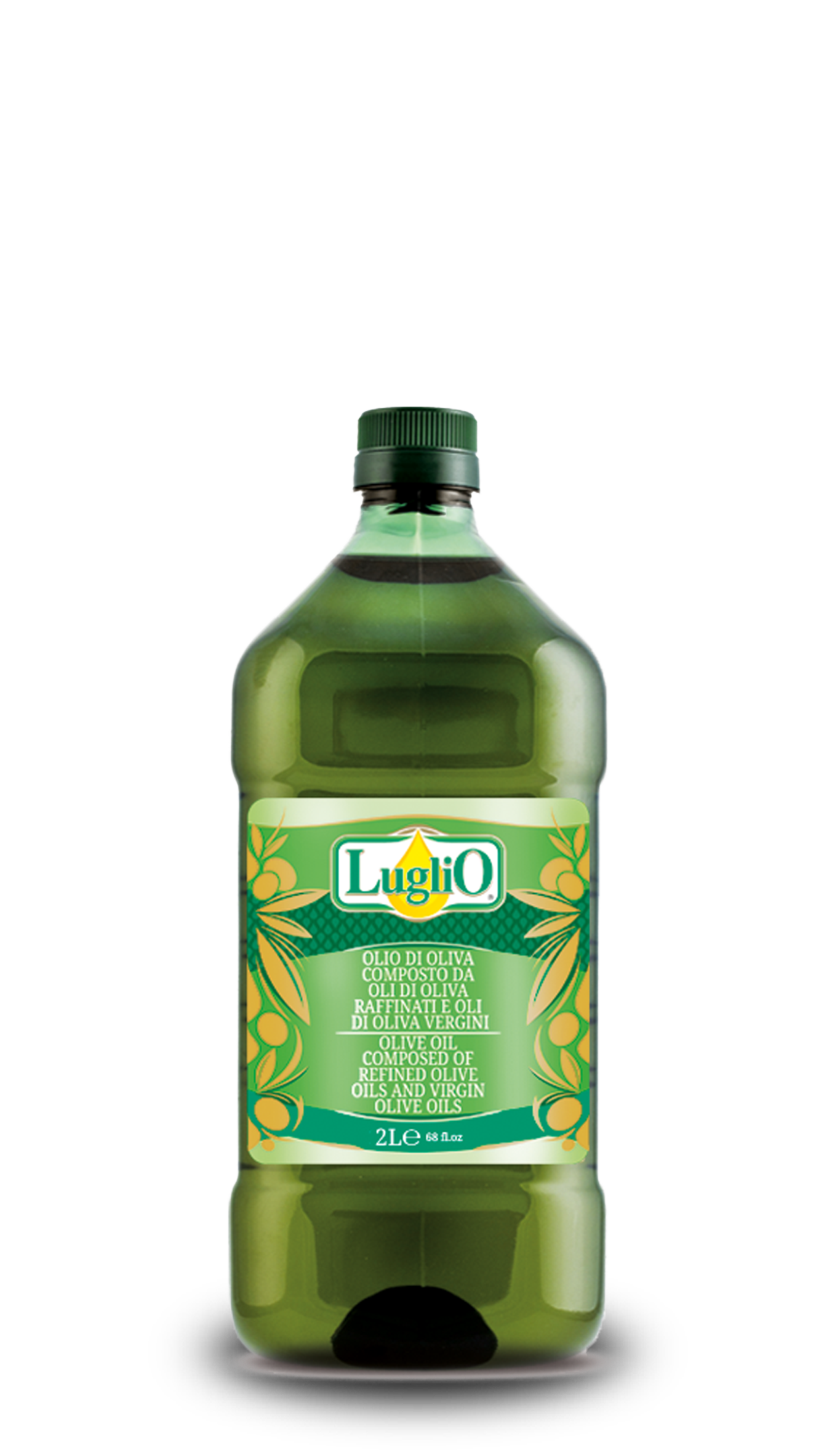 Olio Luglio olio d'oliva 2L PET