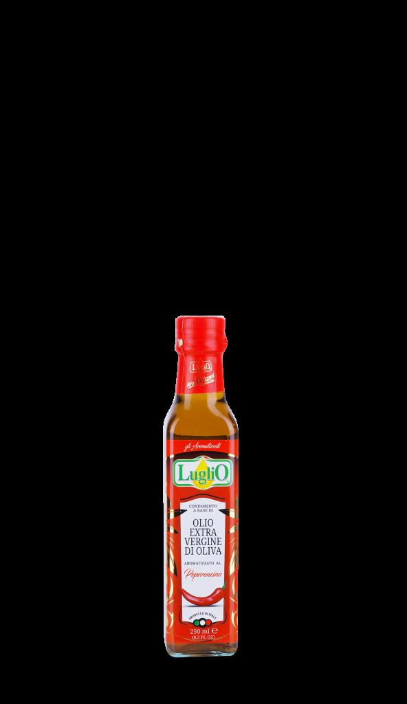 Olio Luglio aromatizzato peperoncino 250ml