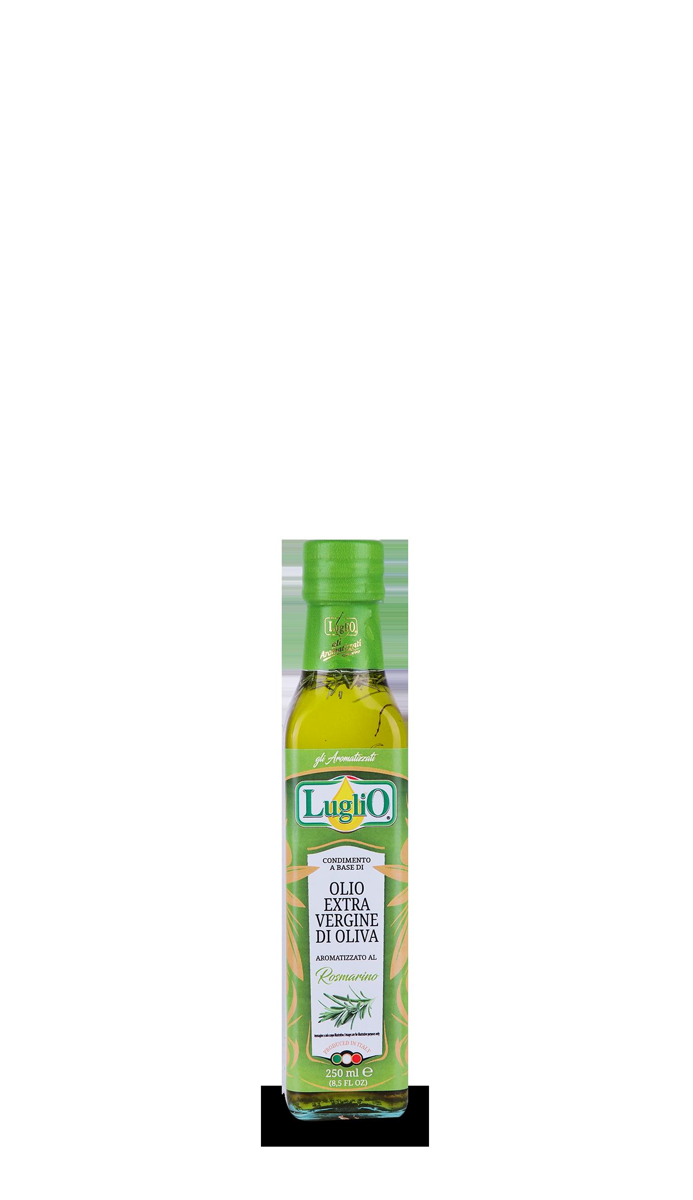 Olio Luglio aromatizzato rosmarino 250ml