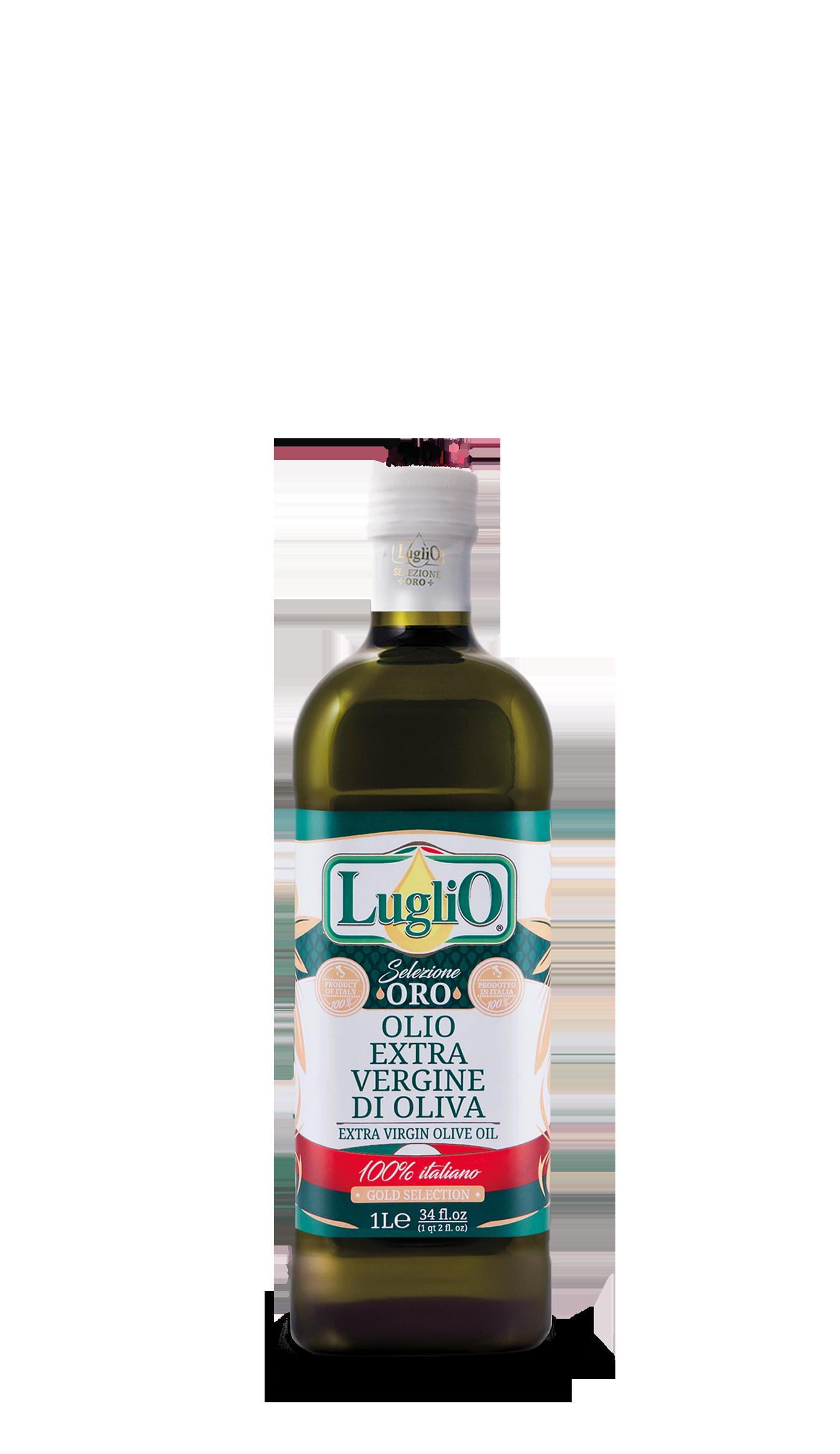 Olio Luglio Selezione ORO 1L bottiglia vetro