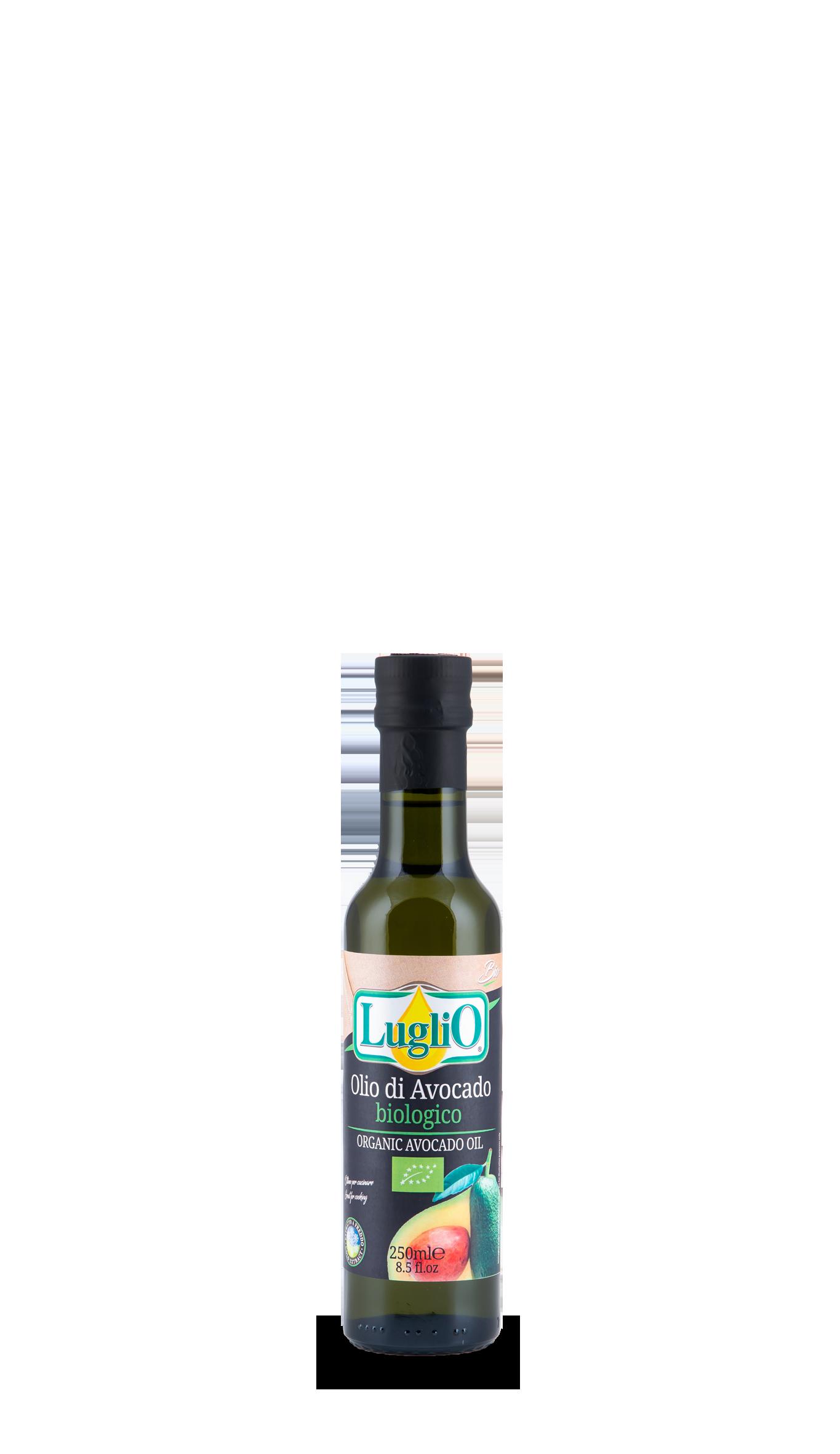 olio di avocado 250 ml olio luglio
