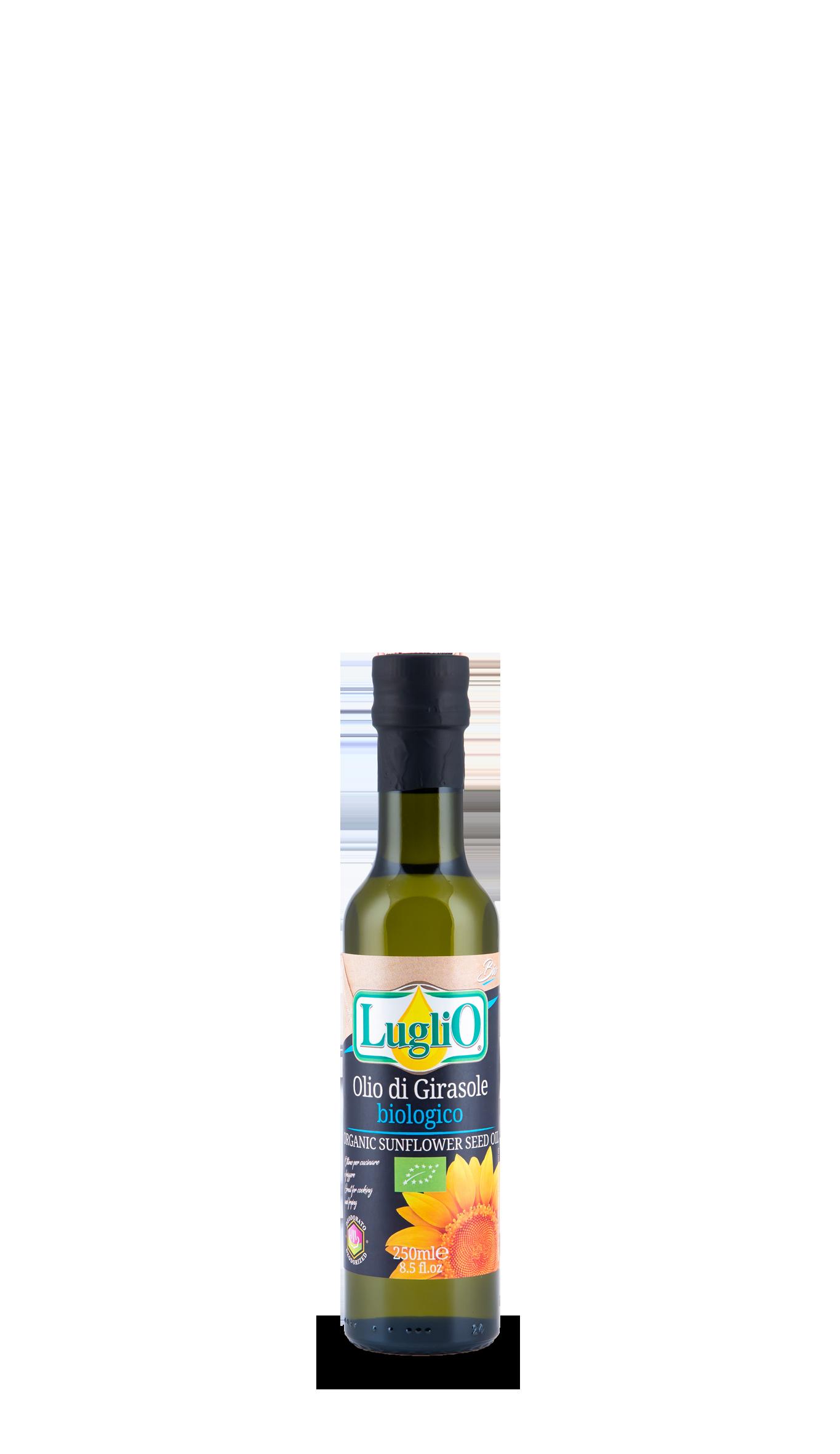 olio di girasole 250 ml olio luglio