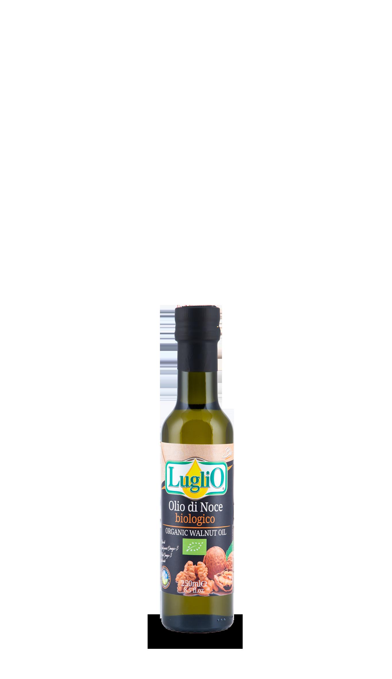 olio di noce 250 ml olio luglio