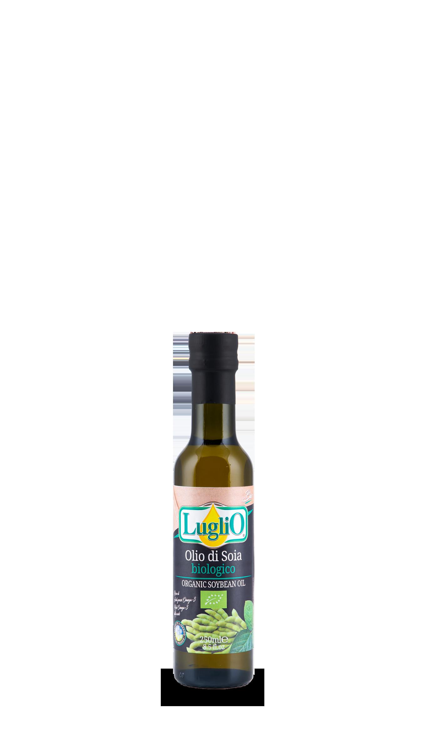 olio di soia 250 ml olio luglio